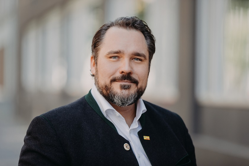 Daniel Föst, Landesvorsitzende der FDP